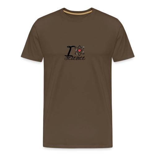 Science - Männer Premium T-Shirt