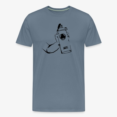 writers can spray - Männer Premium T-Shirt