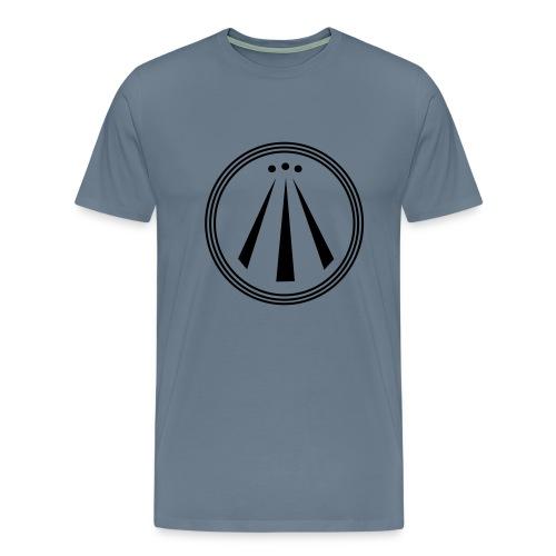 awen_sw - Männer Premium T-Shirt