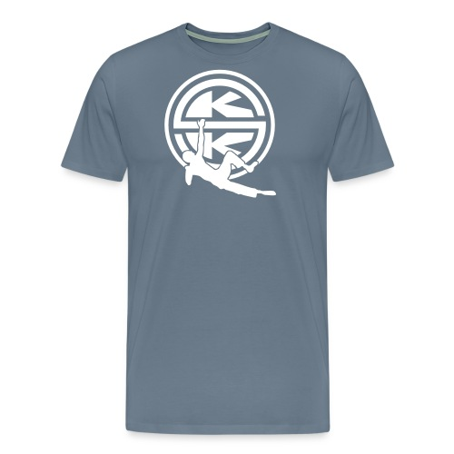 SKK_shield - Premium-T-shirt herr