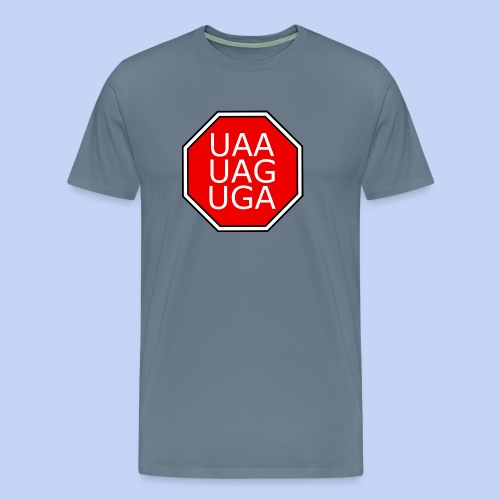 Stop Codons - Men's Premium T-Shirt