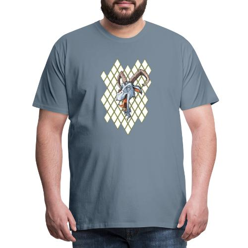 blauer bock - Männer Premium T-Shirt