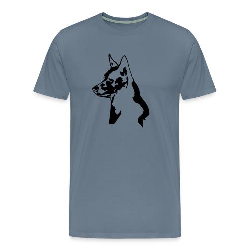 australiankelpie - Miesten premium t-paita