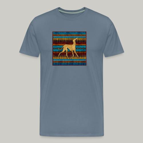 Azawakh - T-shirt Premium Homme