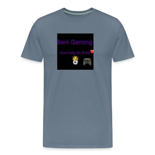 BeniGamingpro - Premium-T-shirt herr