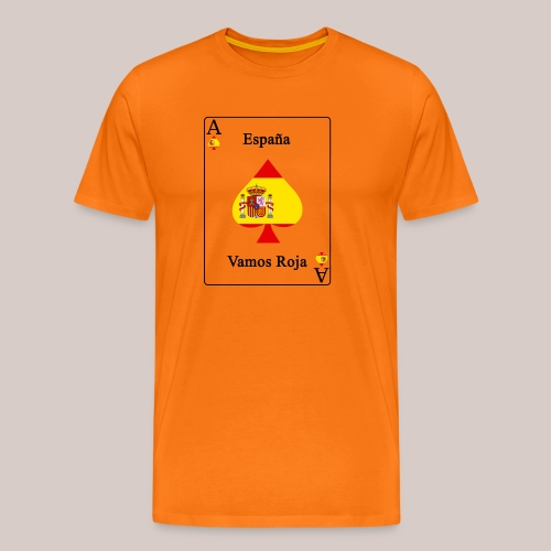 Spanien - Männer Premium T-Shirt