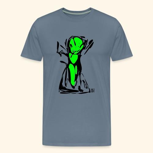 wespe - Männer Premium T-Shirt