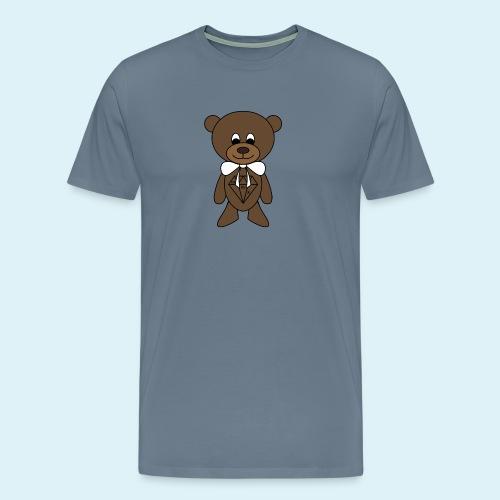GFbyS Teddy - Männer Premium T-Shirt
