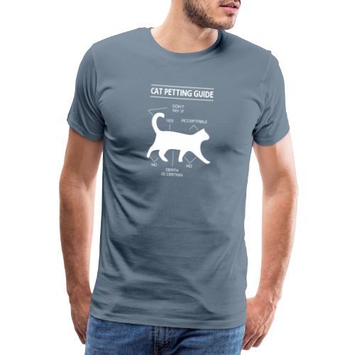 CAT GUIDE - T-shirt Premium Homme