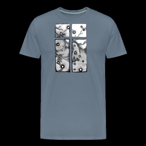 Für immer und ein Tag (grau) - Männer Premium T-Shirt