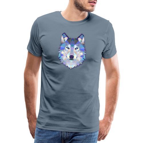 Wolf - Maglietta Premium da uomo