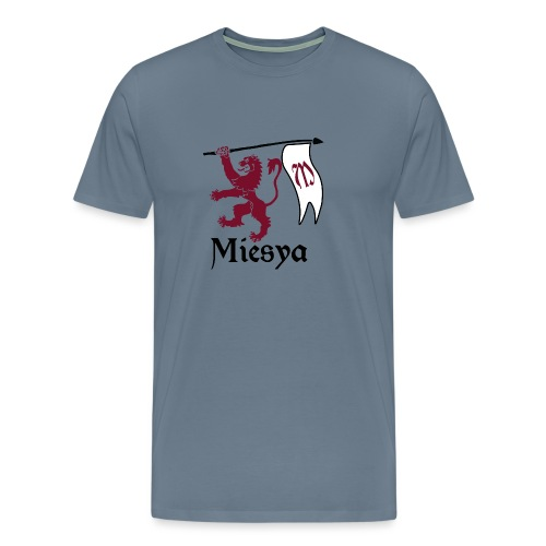 Miesya Shirt Vrouw - Mannen Premium T-shirt