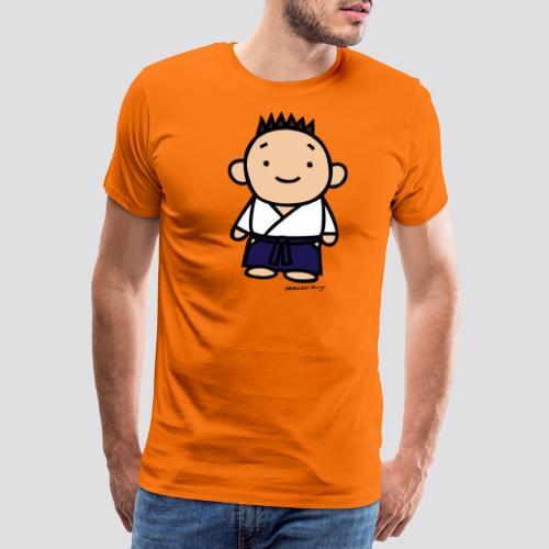 hakama - Mannen Premium T-shirt