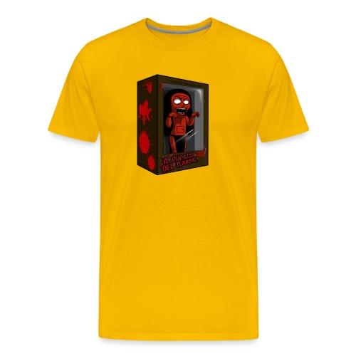 ominoorrido 3000 - Maglietta Premium da uomo
