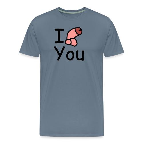 I dong you pin - Men's Premium T-Shirt