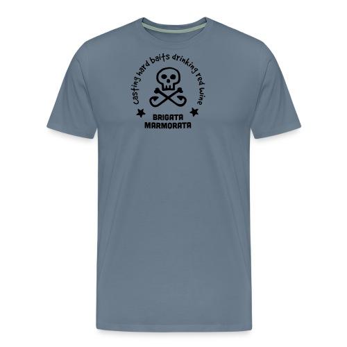 Brigata Marmorata - Maglietta Premium da uomo