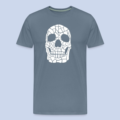 The Skull - Männer Premium T-Shirt