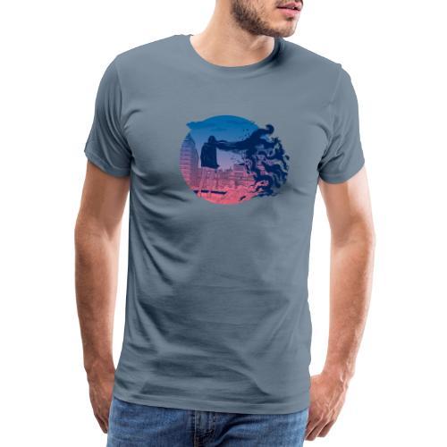 Solid State Memories - Men's Premium T-Shirt