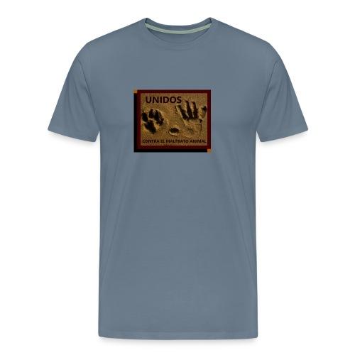 NO AL MALTRATO ANIMAL - Camiseta premium hombre