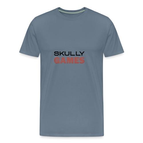 skullygames zomer editie - Mannen Premium T-shirt