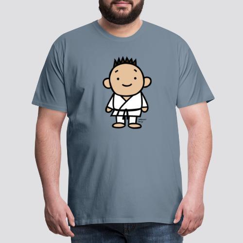 Dogi - Mannen Premium T-shirt