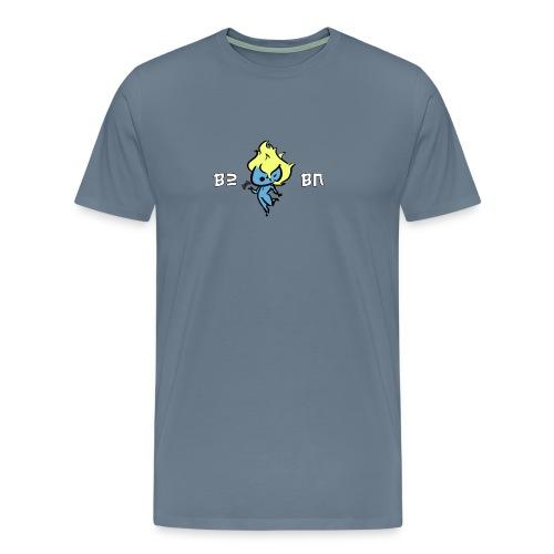 B2BN Mascotte - Maglietta Premium da uomo