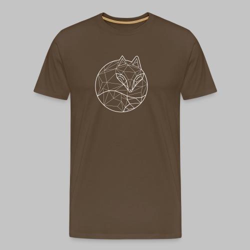 Fox Graph - Men's Premium T-Shirt