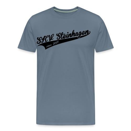 SKV Schriftzug - Männer Premium T-Shirt
