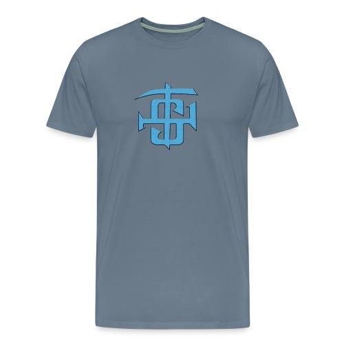 TriLieStar Male Sweater - Men's Premium T-Shirt