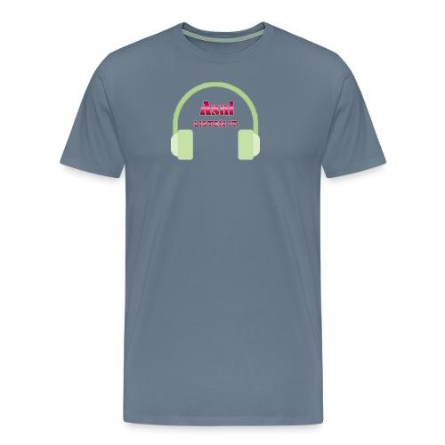Asal Listen it. - Design - Männer Premium T-Shirt