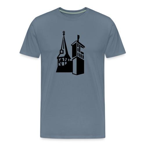 Kirchengemeinde Kirchdorf - Männer Premium T-Shirt