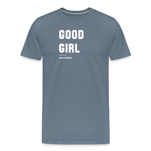 TANK TOP GOOD GIRL - Mannen Premium T-shirt