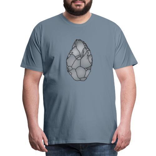 Faustkeil Steinzeit c - Männer Premium T-Shirt