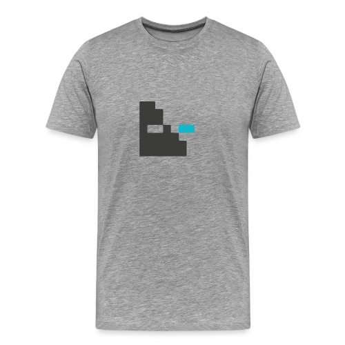 Mortu Logo - Mannen Premium T-shirt