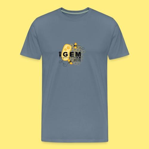 Logo - shirt men - Mannen Premium T-shirt