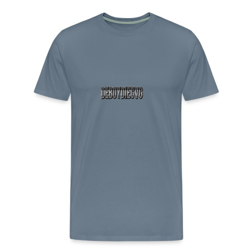 youtube name - Mannen Premium T-shirt