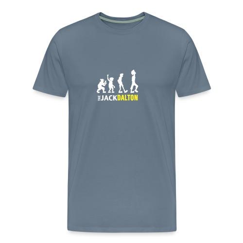 TheJackDaltonévolution - T-shirt Premium Homme