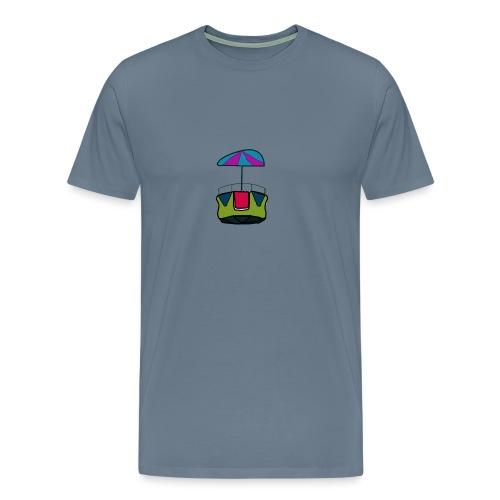 reuzenrad - Mannen Premium T-shirt