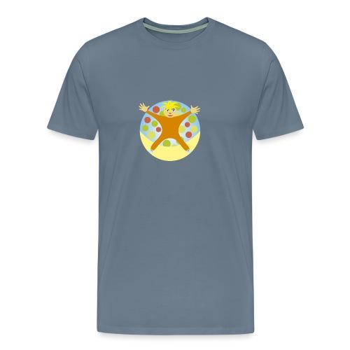 NINO_estrella - Camiseta premium hombre