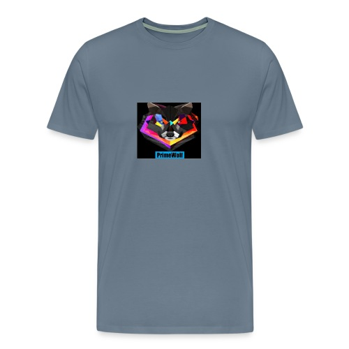 PrimeWolf Design - Men's Premium T-Shirt