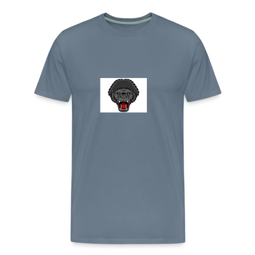 gorilla - Mannen Premium T-shirt