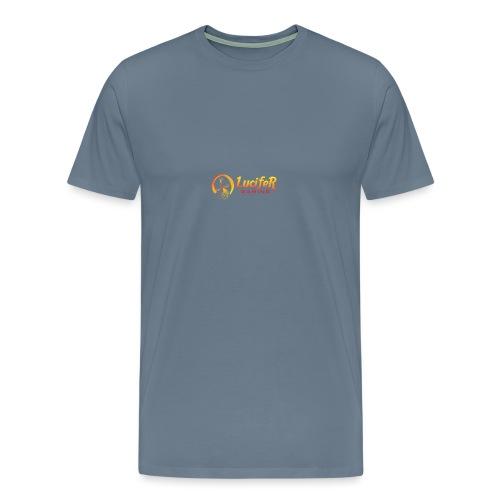Lucifergaming - Mannen Premium T-shirt