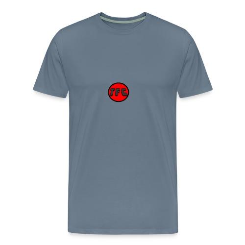 The Fluffy Cupcake snapback - Men's Premium T-Shirt