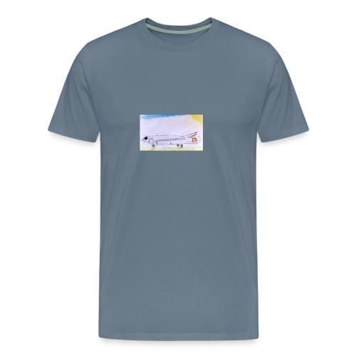 Destination énergie // T-shirt manches courtes - T-shirt Premium Homme