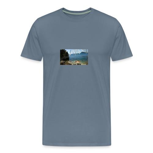 Cameo Island - Maglietta Premium da uomo