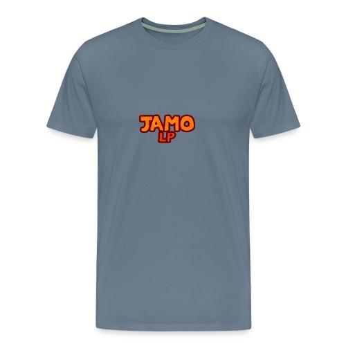 JAMOLP Logo Mug - Herre premium T-shirt
