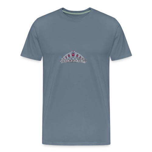 crown shirt - Mannen Premium T-shirt