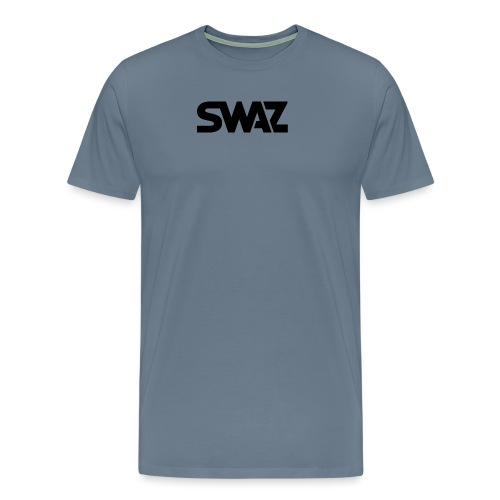 swaz-icon-black - Men's Premium T-Shirt