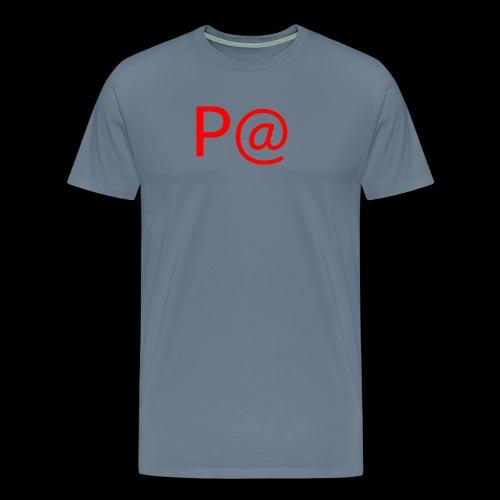 P@ rot - Männer Premium T-Shirt