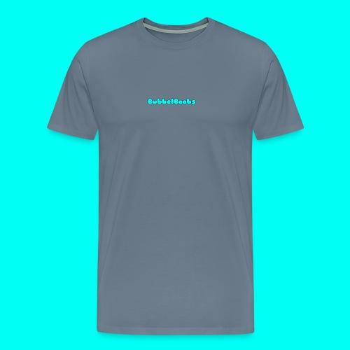 BubbelBoobs Trui - Mannen Premium T-shirt